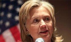 Hillary Mısır'da herkesi kızdırdı