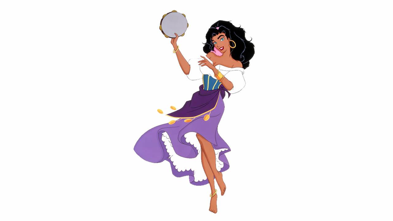 Esmeralda !