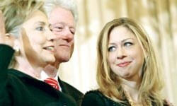 Amerikan siyasetine 3'üncü Clinton geliyor