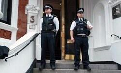 Assange hakkındaki gizli plan polisin dikkatsizliğiyle ortaya çıktı