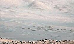 Mars'ta müzik yayını