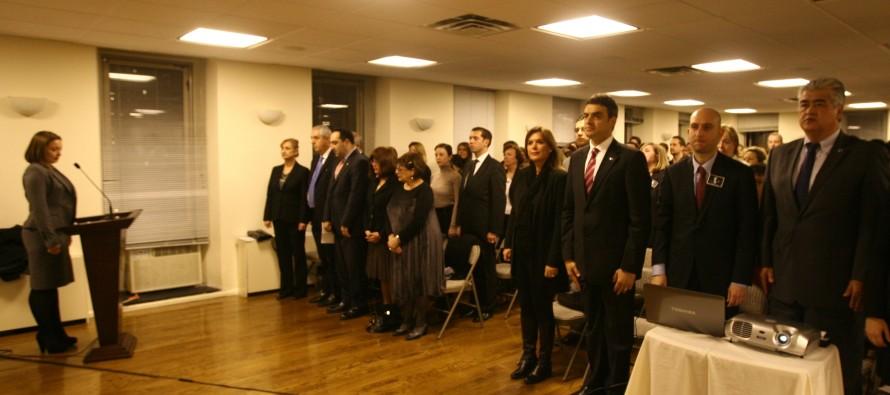 Atatürk, New York'ta saygıyla anıldı
