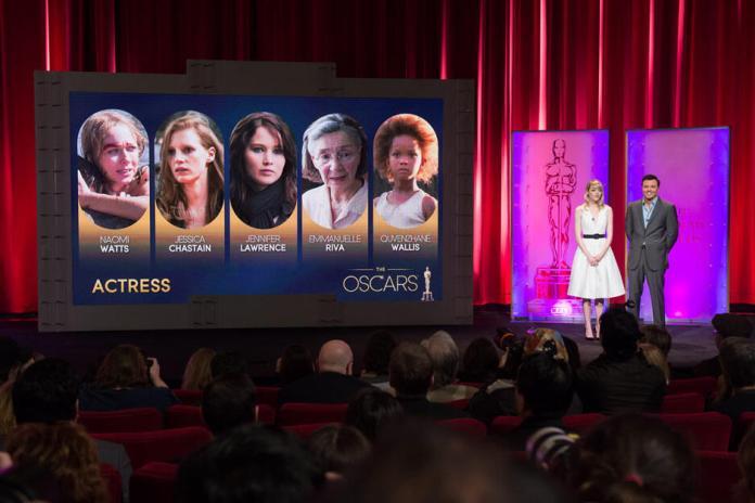 Actress - 85th Academy Awards -Oscars