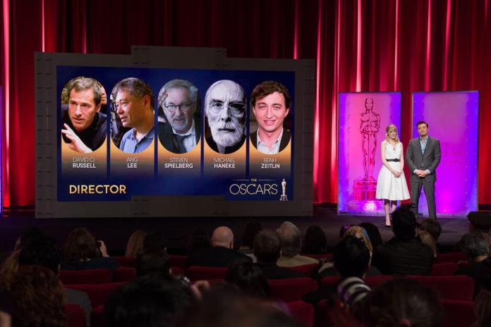 Director - 85th Academy Awards -Oscars