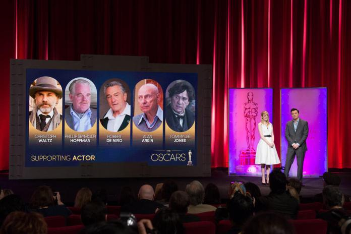 Supporting Actor - 85th Academy Awards -Oscars