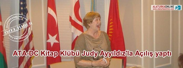 ATA-DC Kitap Klubu Judy Ayyildiz