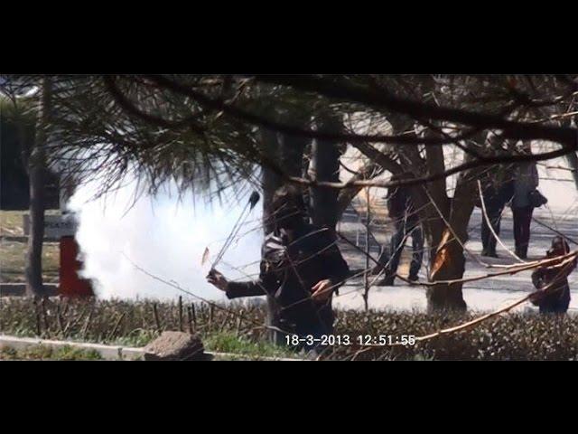 Hacettepe Üniversitesinde PKK Yandaşları Şehitler Gününü Engellemek İstedi