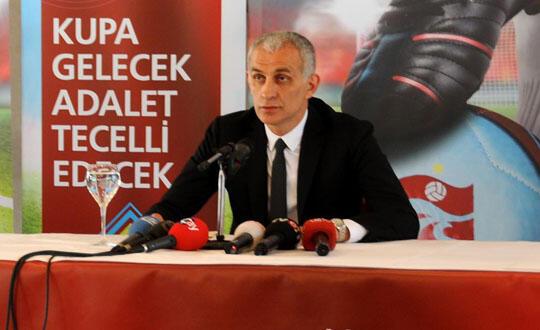 Trabzonspor Başkanı UEFA'nın kararı için bakın ne dedi?