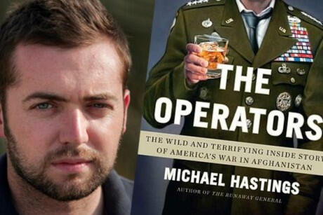 Michael Hastings car accident or killed