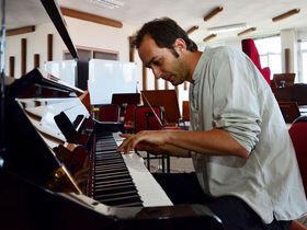 Türk piyanistin Washington'ta Büyük Başarısı