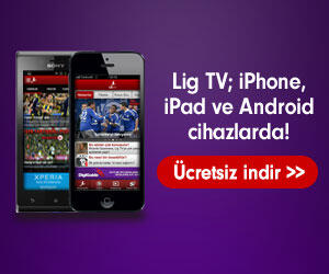 iphone veya ipad 'ten Lig TV izleyin