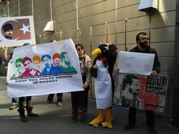 new york gul gezi protestosu 2