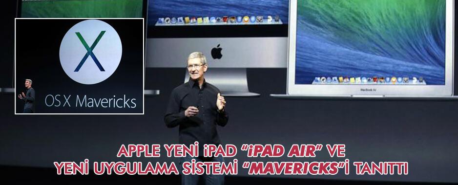 Apple Yeni Ürünlerini Tanıtıldı