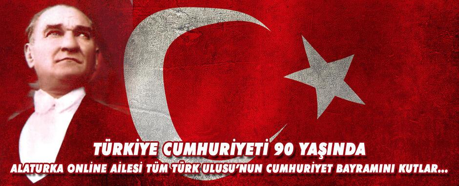 Türkiye Cumhuriyeti 90 Yaşında