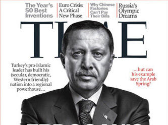 Time'ın anketinde Erdoğan ikinci sırada