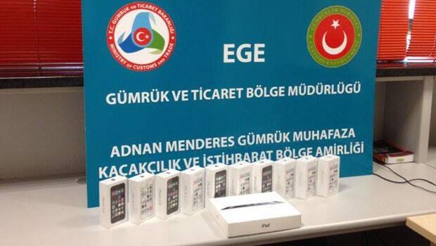 Türkiye'ye iphone ve ipad götürenler dikkat