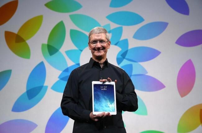 Herkes iPad peşinde