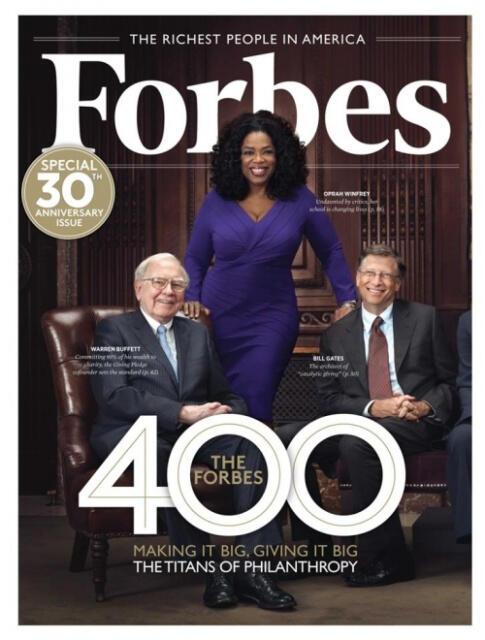 En güçlü Oprah