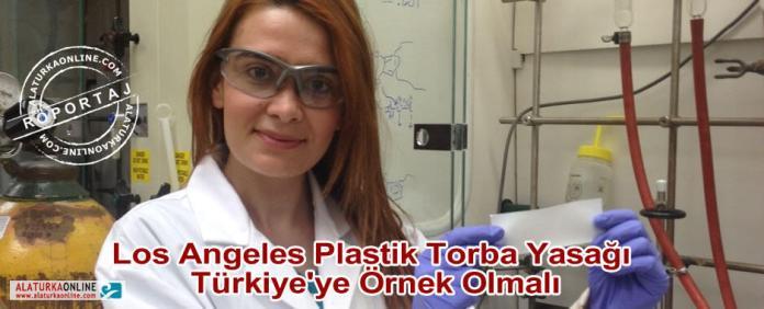 Los Angeles Plastik Torba Yasagi Turkiye Ornek