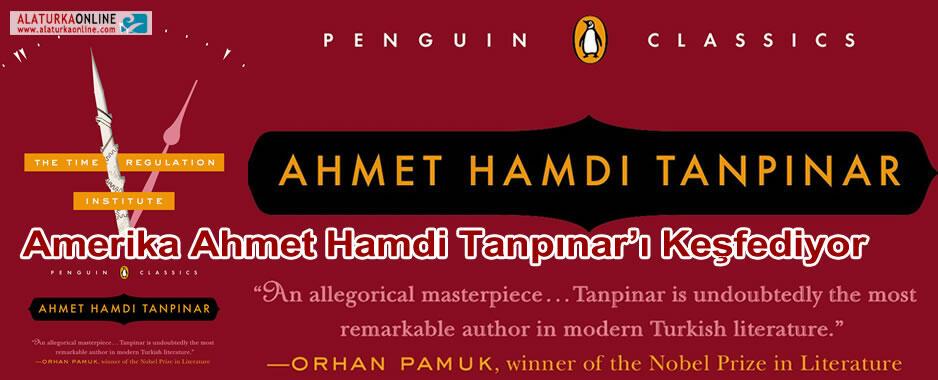Amerika Ahmet Hamdi Tanpınar'ı Keşfediyor