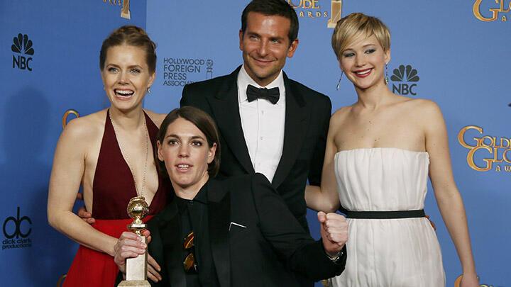 2014 Altın Küre (Golden Globes) ödülleri sahiplerini buldu