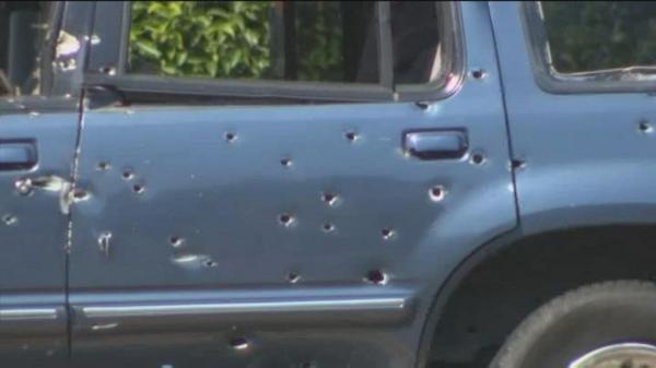 California'da Silahlı Banka Soygunu ! Yüksek Hızlı takip !  3  Ölü !