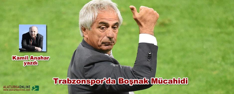 Trabzonspor'da Boşnak Mücahidi