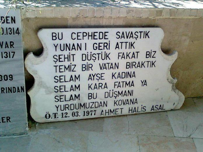 Buyuk Taarruz, Hatirlattiklari, Ataturk, Topal Osman ve Giresun Usaklari (6)