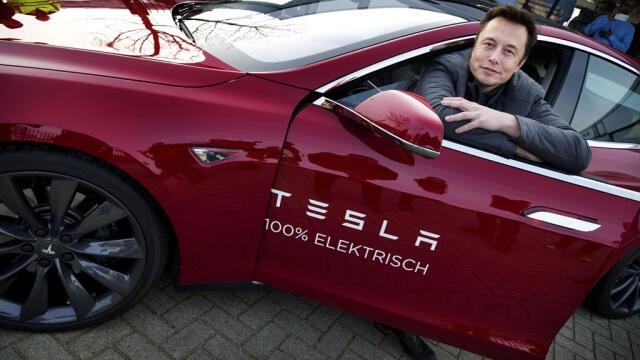 Tesla'dan Elektrikli Otomobilde Dev Yatırım