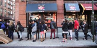 Central Perk New York Friends