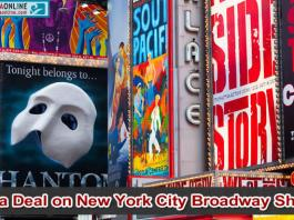 How to Get a Deal on New York City Broadway Show Tickets