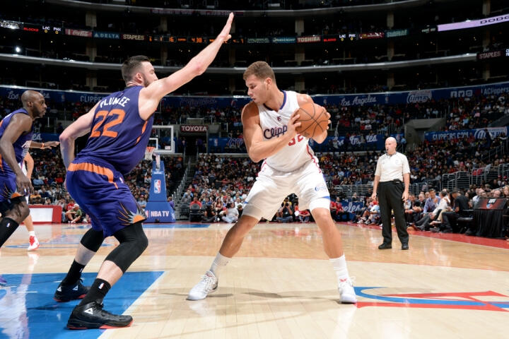 Clippers'da Paul – Griffin ikilisinden 69 sayı
