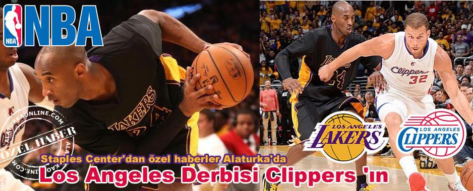 Los Angeles Derbisi Clippers 'ın