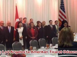 Serdar Kilic Los Angeles Amerikan Ticaret Odasi