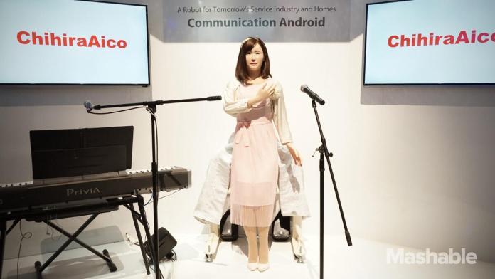 Toshiba_Robot_ChihiraAico
