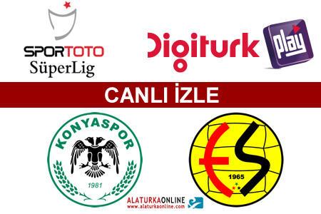 Torku Konya – Eskişehir maçını canlı izle