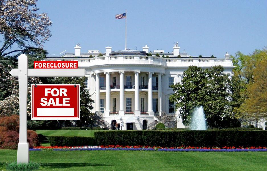 Beyaz Saray'da oturmanın faturası