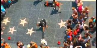 Hollywood Yildizlar caddesi