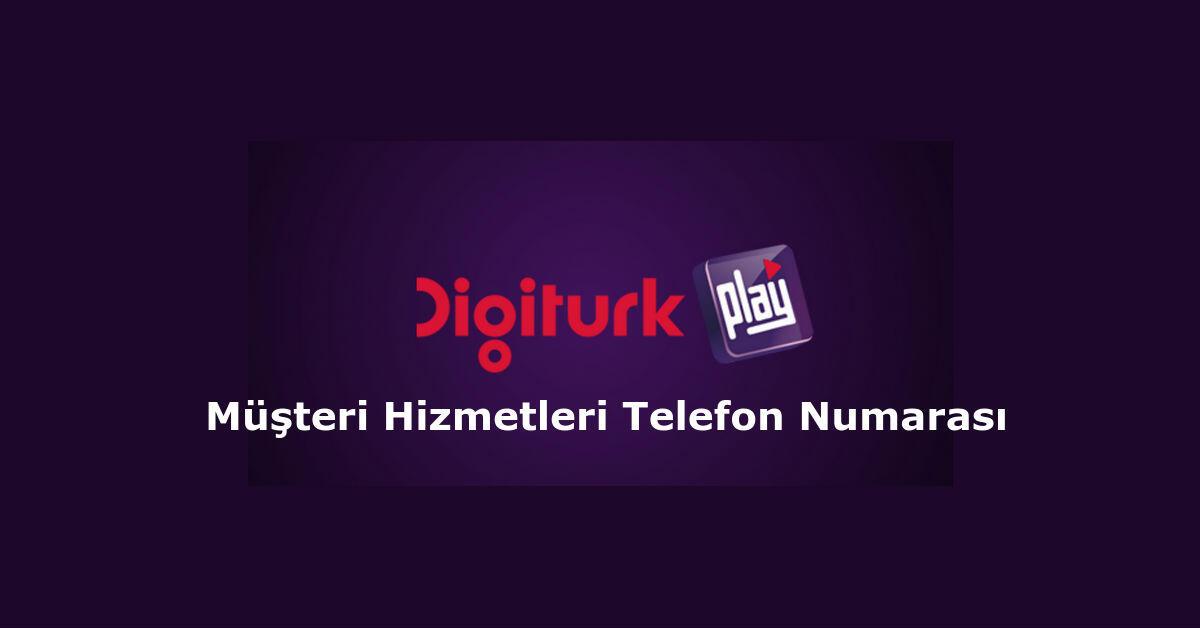 Digiturk Play Amerika Müşteri Hizmetleri Telefon Numarası