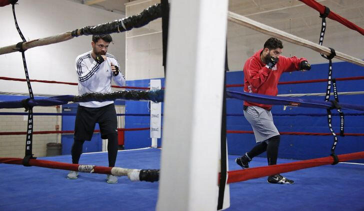 Türk Amerikan işbirliğiyle Dayton'da spor salonu açılıyor