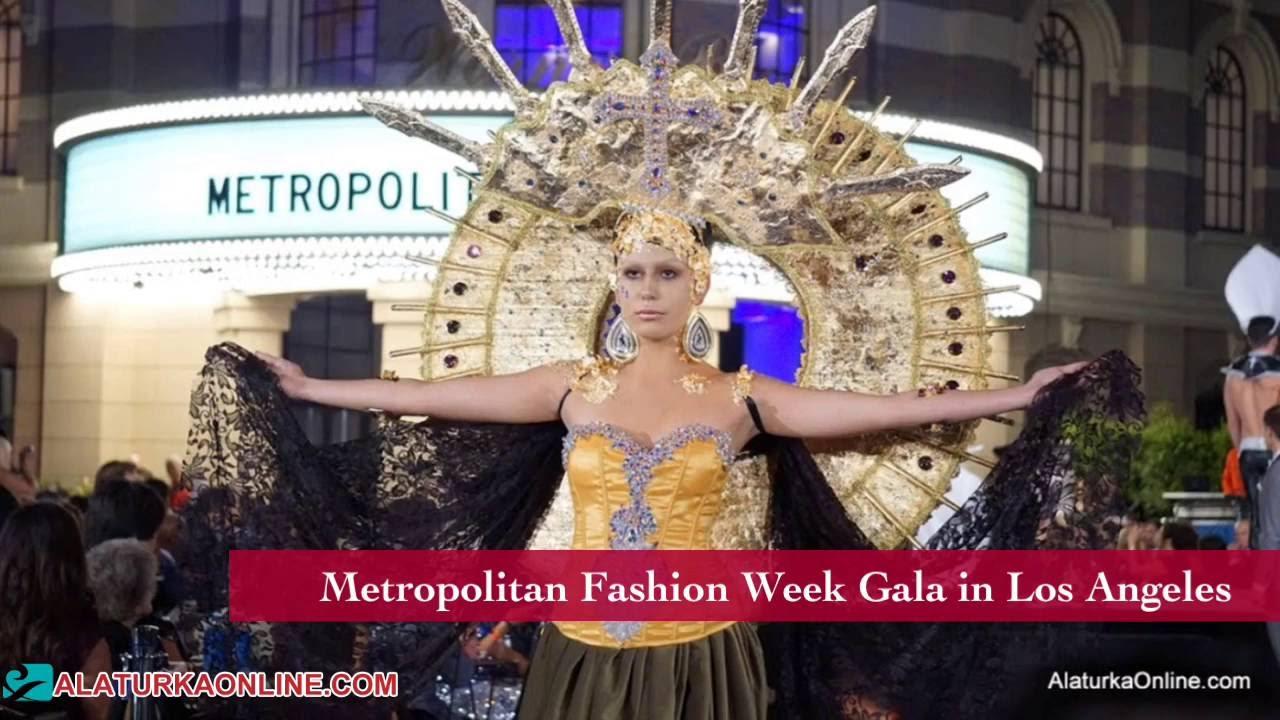 Metropolitan Moda Haftası Gala ve Ödül Gecesi