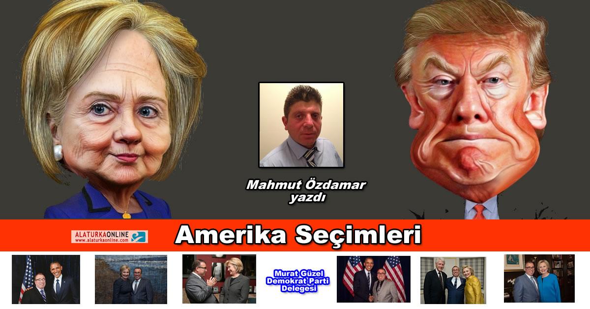 Amerika Seçimleri