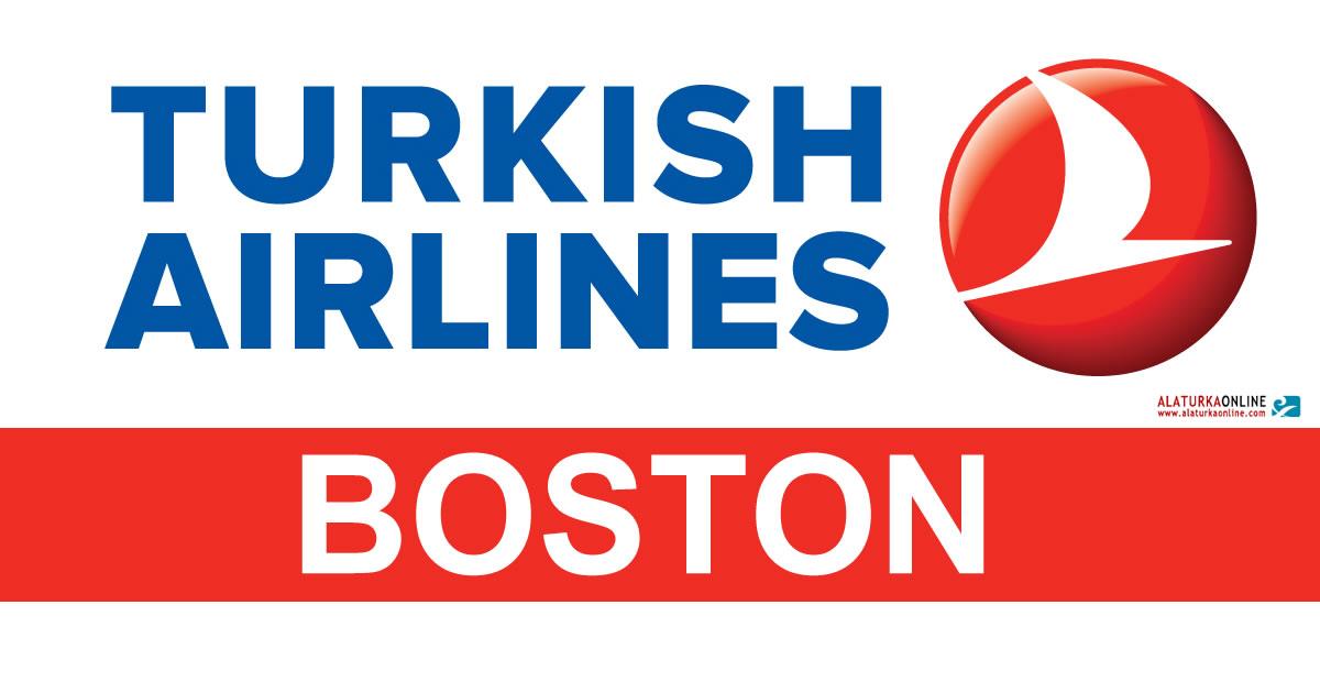 Türk Hava Yolları Boston Ofisi İletişim Bilgileri