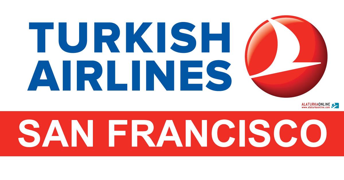 Türk Hava Yolları San Francisco Ofisi İletişim Bilgileri