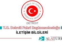 Detroit Fahri Baskonsoloslugu Illetisim Bilgileri