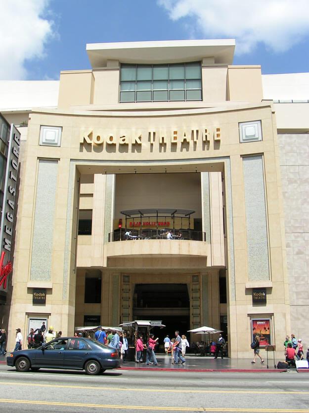 Los Angeles Kodak Tiyatrosu