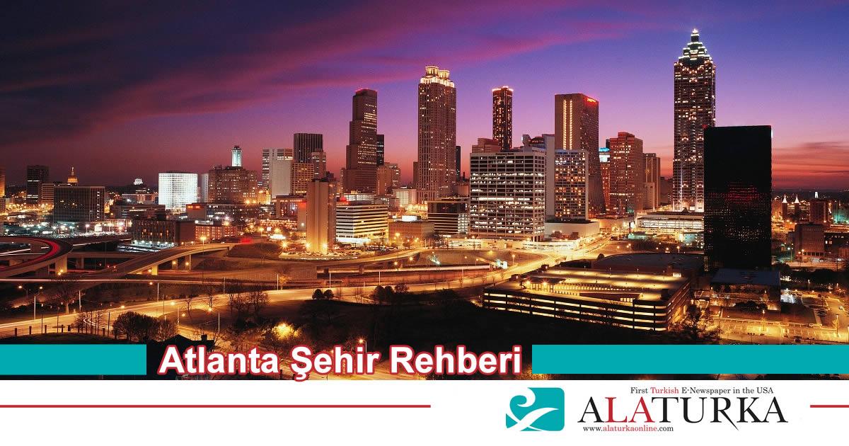 Atlanta Şehir Rehberi