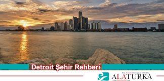 Detroit Sehir Rehberi