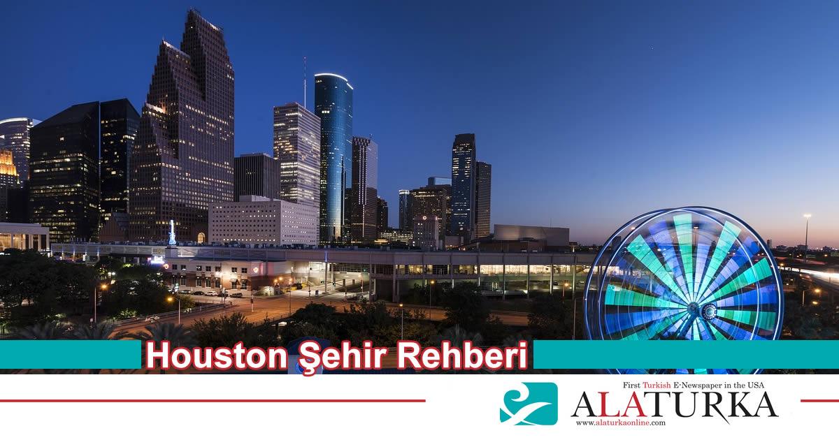 Houston Şehir Rehberi