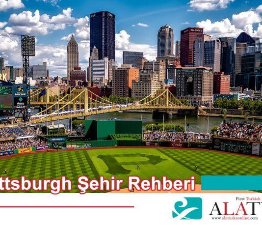 Pittsburgh Sehir Rehberi